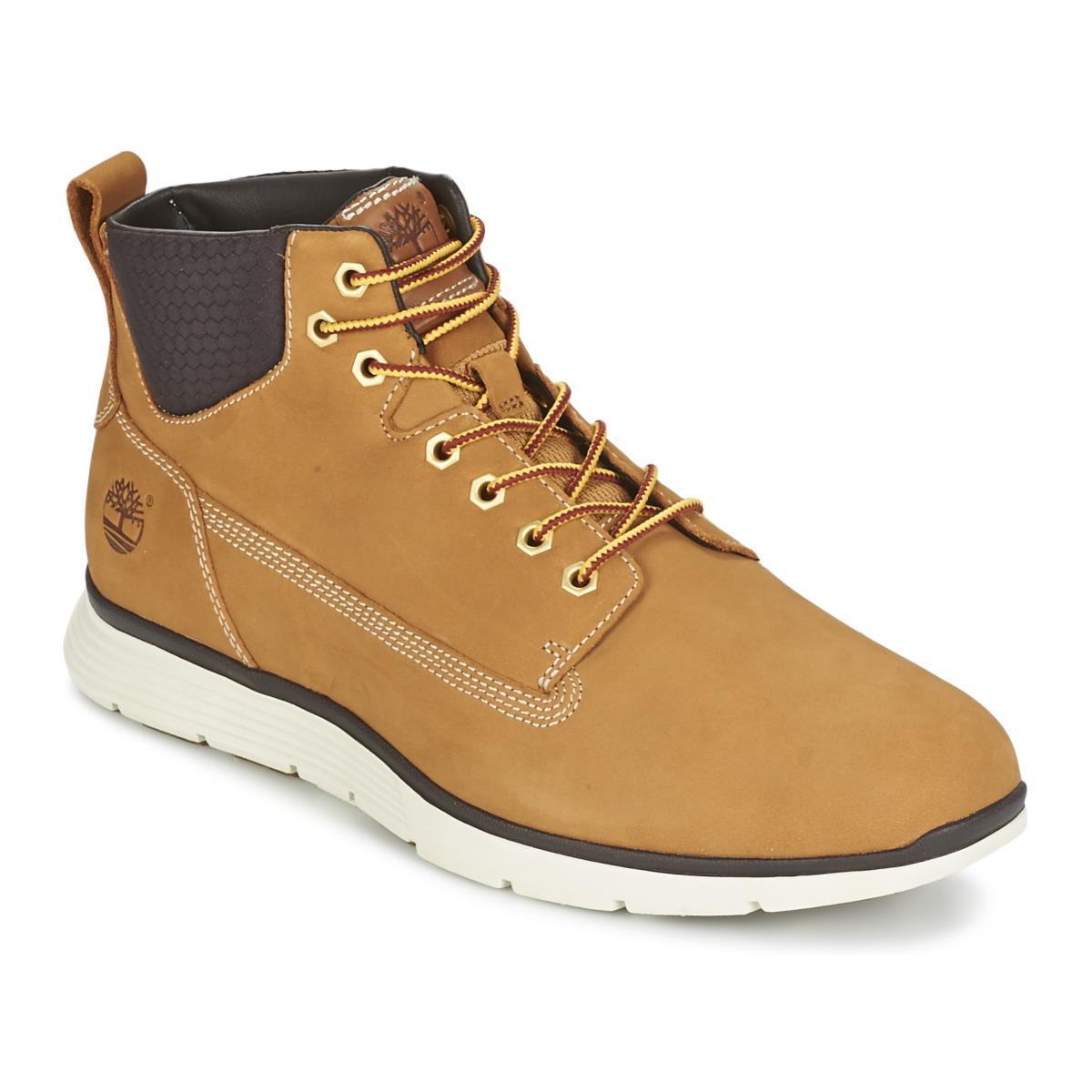 Womens Leather Chukka Shoes