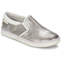 Shoes Children Slip ons Pataugas JLIP/S Silver