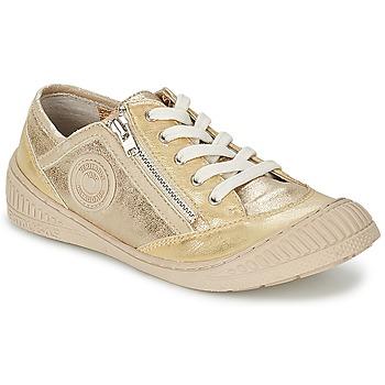 Shoes Children Low top trainers Pataugas RAP J Platinum