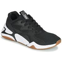 Shoes Women Low top trainers Puma WN NOVA 90'S BLOC.BL-BL Black