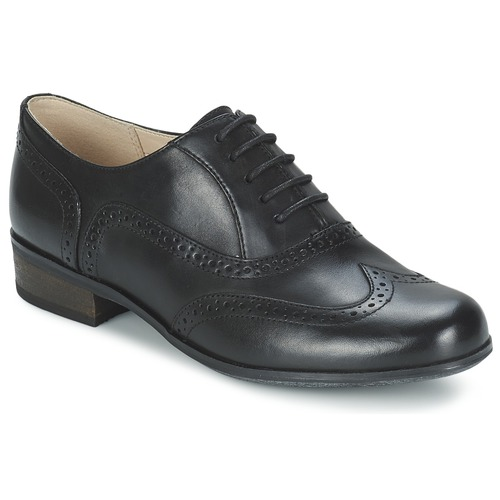 Shoes Women Derby shoes Clarks HAMBLE OAK Black