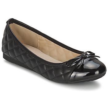 Shoes Women Ballerinas Moony Mood NIELA Black
