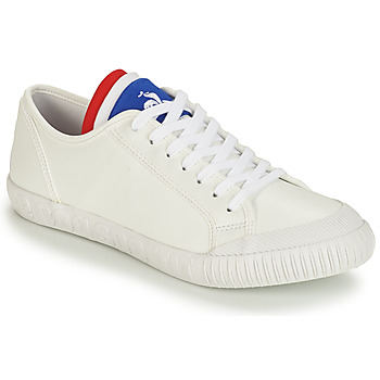 Shoes Low top trainers Le Coq Sportif NATIONALE PREMIUM White / Blue / Red