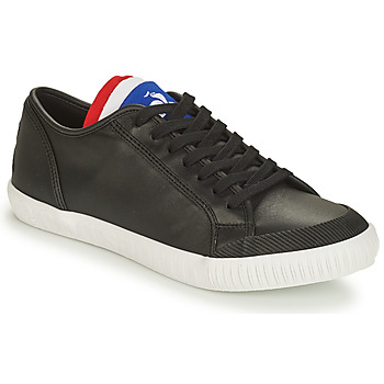 Shoes Low top trainers Le Coq Sportif NATIONALE PREMIUM Black