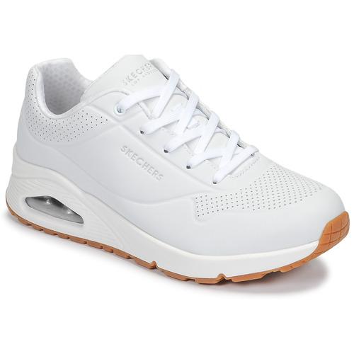 Skechers UNO White - Free delivery