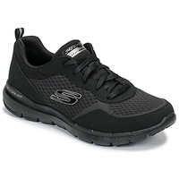 Shoes Women Fitness / Training Skechers FLEX APPEAL 3.0 Black