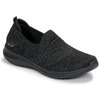 Shoes Women Slip ons Skechers ULTRA FLEX Black