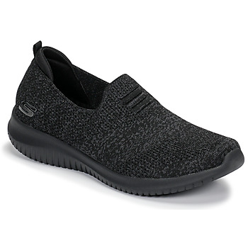 Shoes Women Slip ons Skechers ULTRA FLEX Black