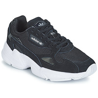 Shoes Women Low top trainers adidas Originals FALCON W Black