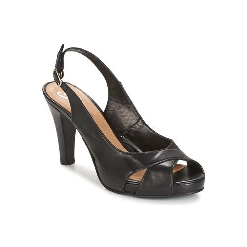 Shoes Women Sandals Betty London LIMONADE Black