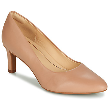 Shoes Women Court shoes Clarks CALLA ROSE Nude