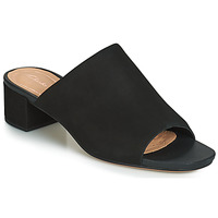 Shoes Women Mules Clarks ORABELLA DAISY Black