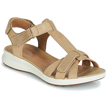 Shoes Women Sandals Clarks UN ADORN VIBE Sable