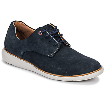 Shoes Men Derby shoes Clarks UN VOYAGEPLAIN Marine