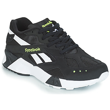 Shoes Men Low top trainers Reebok Classic AZTREK Black / White