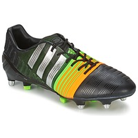 Shoes Men Football shoes adidas Performance NITROCHARGE 1.0 SG Black / Yellow