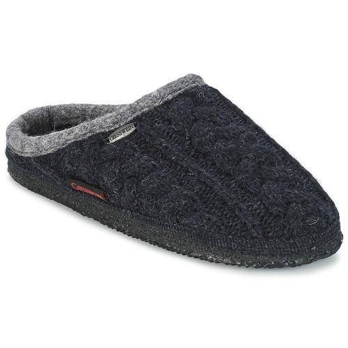 Shoes Women Slippers Giesswein NEUDAU Marine