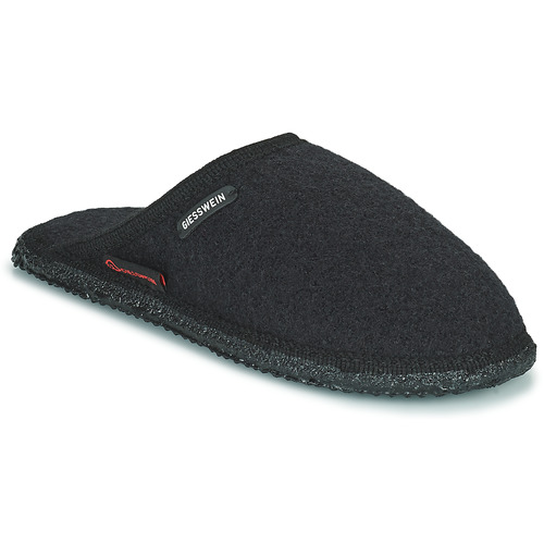 Shoes Men Slippers Giesswein TINO Black
