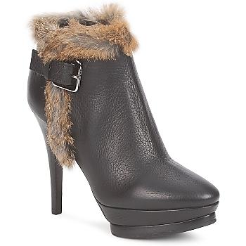 Shoes Women Low boots Alberto Gozzi BOTERO GADRO Black