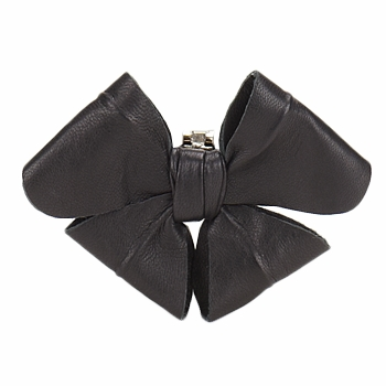 Watches & Jewellery Women Brooches / pins Alexis Mabille CLIP 99-black
