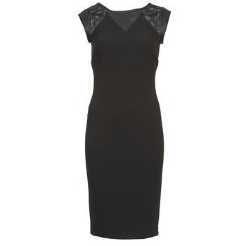 material Women Short Dresses Naf Naf EPOIS Black