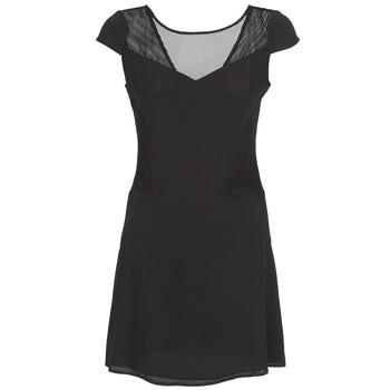 material Women Short Dresses Naf Naf KLAK Black