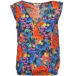 material Women Blouses Naf Naf LAFOLI BO Multicoloured