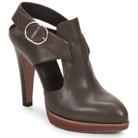 Shoes Women Court shoes Michel Perry MADRAS Leather