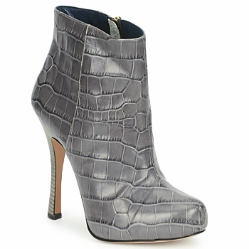 Shoes Women Ankle boots Pollini PA2115 Co.lu.smog