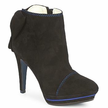 Shoes Women Low boots Tiggers MEDRAM Black