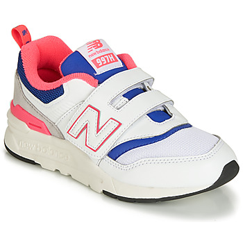 Shoes Children Low top trainers New Balance PZ997 White