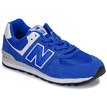 Shoes Children Low top trainers New Balance GC574 Blue