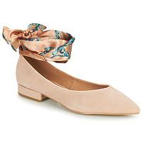 Shoes Women Ballerinas Karston KEBEC Pink