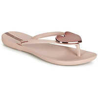 Shoes Women Flip flops Ipanema MAXI FASHION II Pink