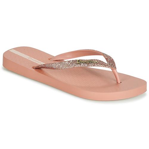 Shoes Women Flip flops Ipanema LOLITA III Pink