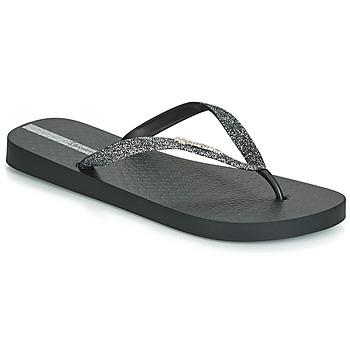 Shoes Women Flip flops Ipanema LOLITA III Black