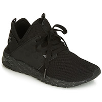 Shoes Children Low top trainers Kappa SAN ANTONIO KID Black