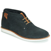 Shoes Men Mid boots Base London BUSTER Marine