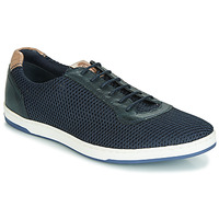 Shoes Men Low top trainers Base London HUSTLE MESH Blue