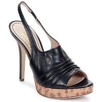 Shoes Women Sandals Jerome C. Rousseau CAMBER  BLACK