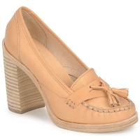 Shoes Women Court shoes Swedish hasbeens TASSEL LOAFER BEIGE