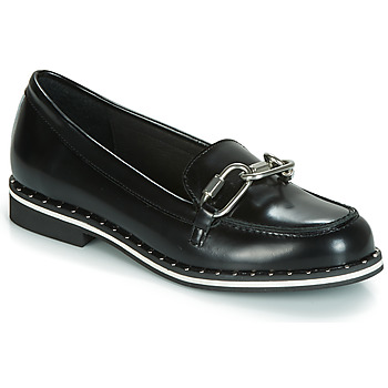 Shoes Women Loafers André MEKANO Black