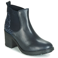 Shoes Women Mid boots André MARY Blue