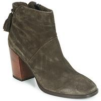 Shoes Women Mid boots André CARESSE Grey