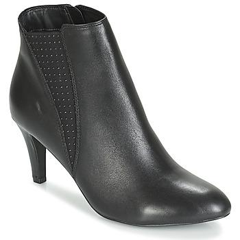 Shoes Women Mid boots André PAILLETTE Black
