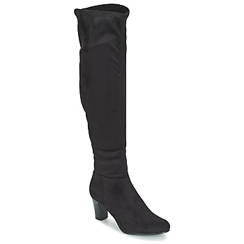 Shoes Women High boots André PRISCA Black