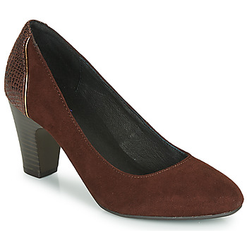 Shoes Women Court shoes André PHILIPINE Bordeaux
