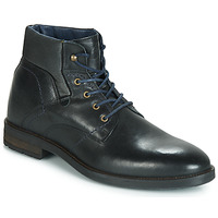 Shoes Men Mid boots André VALCOURT Black