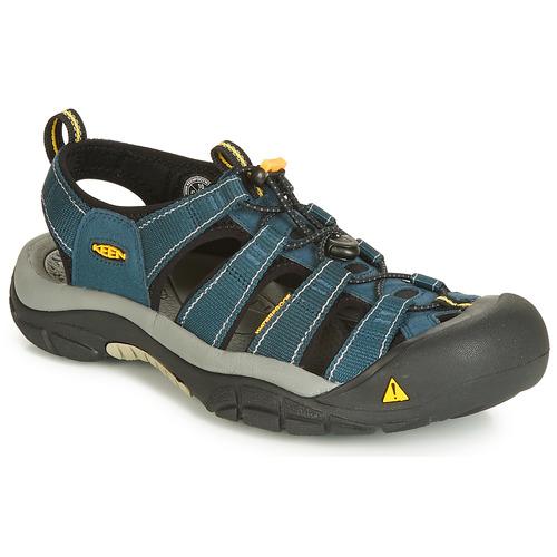 Shoes Men Sports sandals Keen NEWPORT H3 Marine