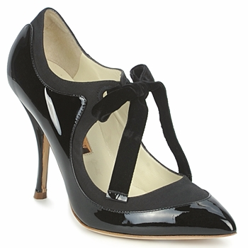 Shoes Women Court shoes Rupert Sanderson BLAZE Black